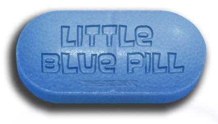 LittleBluePillLogo