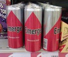 Emerge drinks