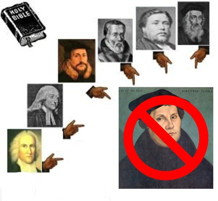 luther not copy