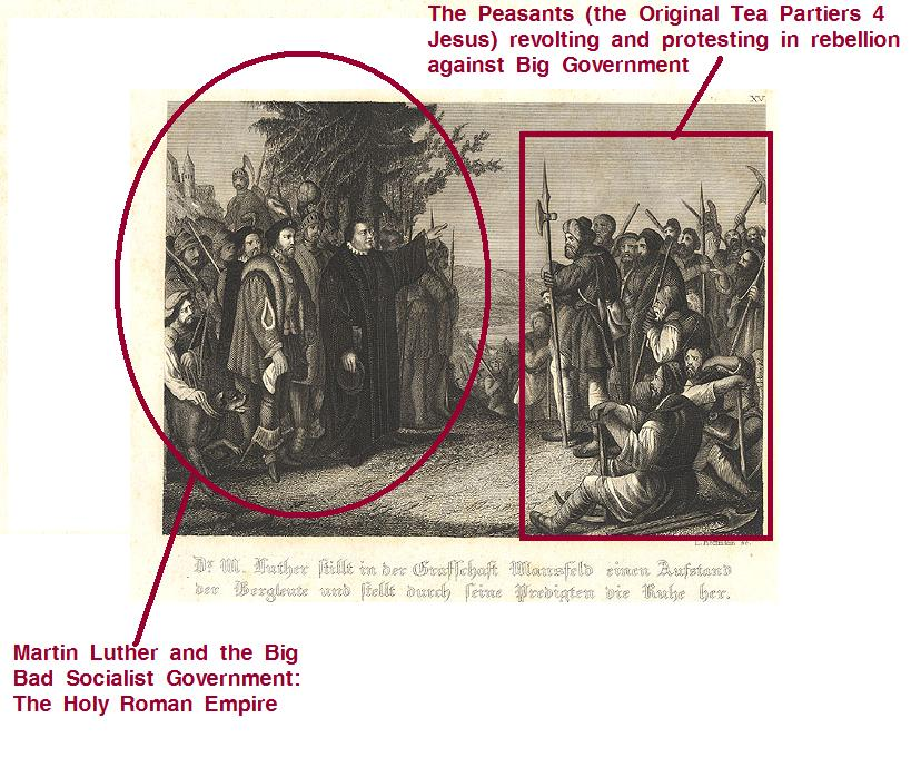 luther and the peasants revolt essay A brief selection from luther's 1525 pamphlet denouncing the peasant rebellion luther against the peasants (1525) in my preceding pamphlet to revolt, and make.